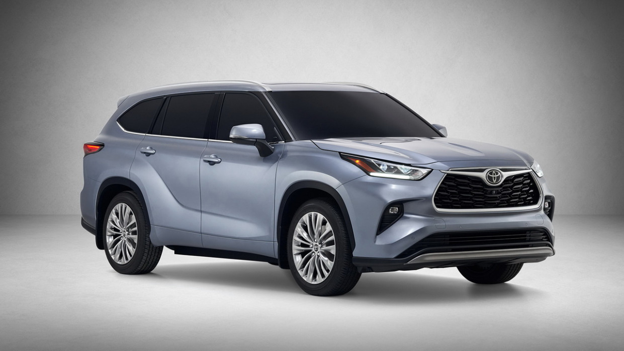 Release Date and Concept Toyota Highlander 2022
