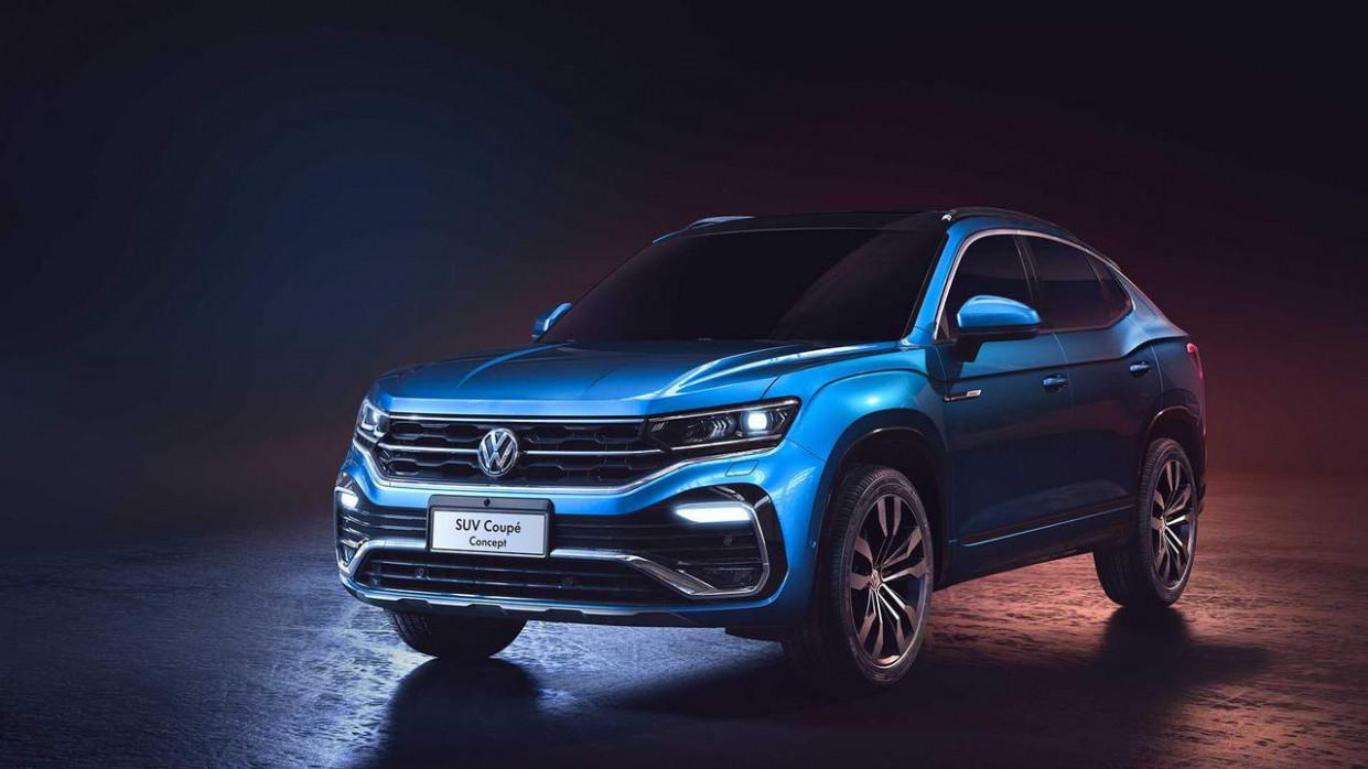 History Volkswagen Tiguan 2022