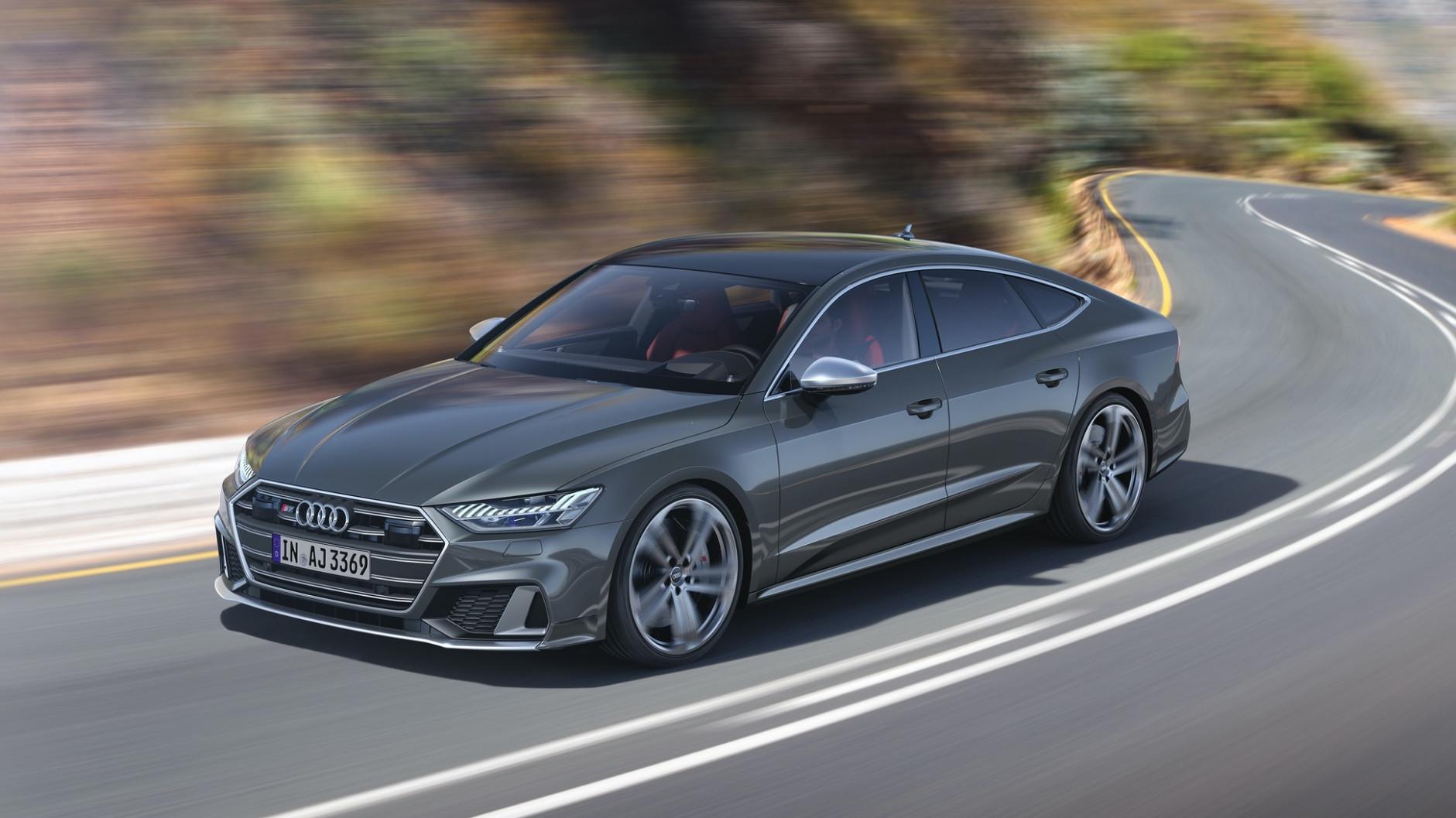 Model 2022 Audi S7