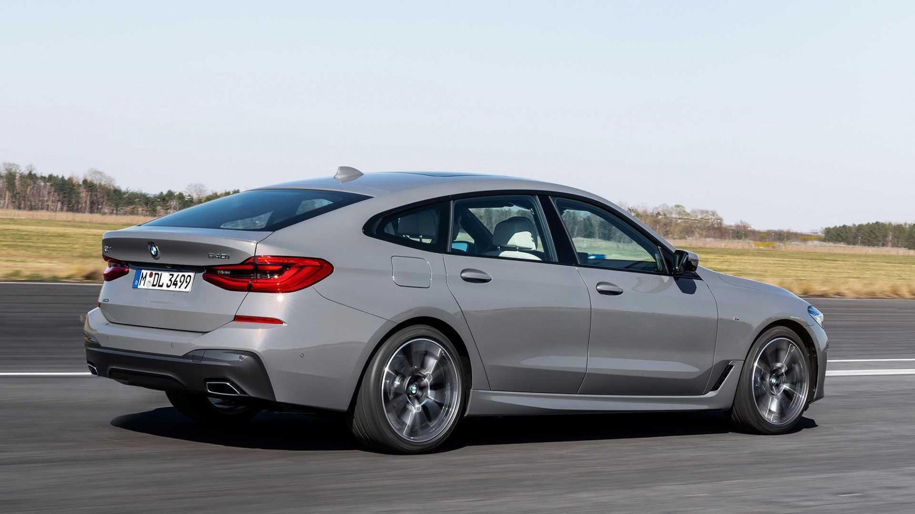 Performance 2022 BMW 6 Series