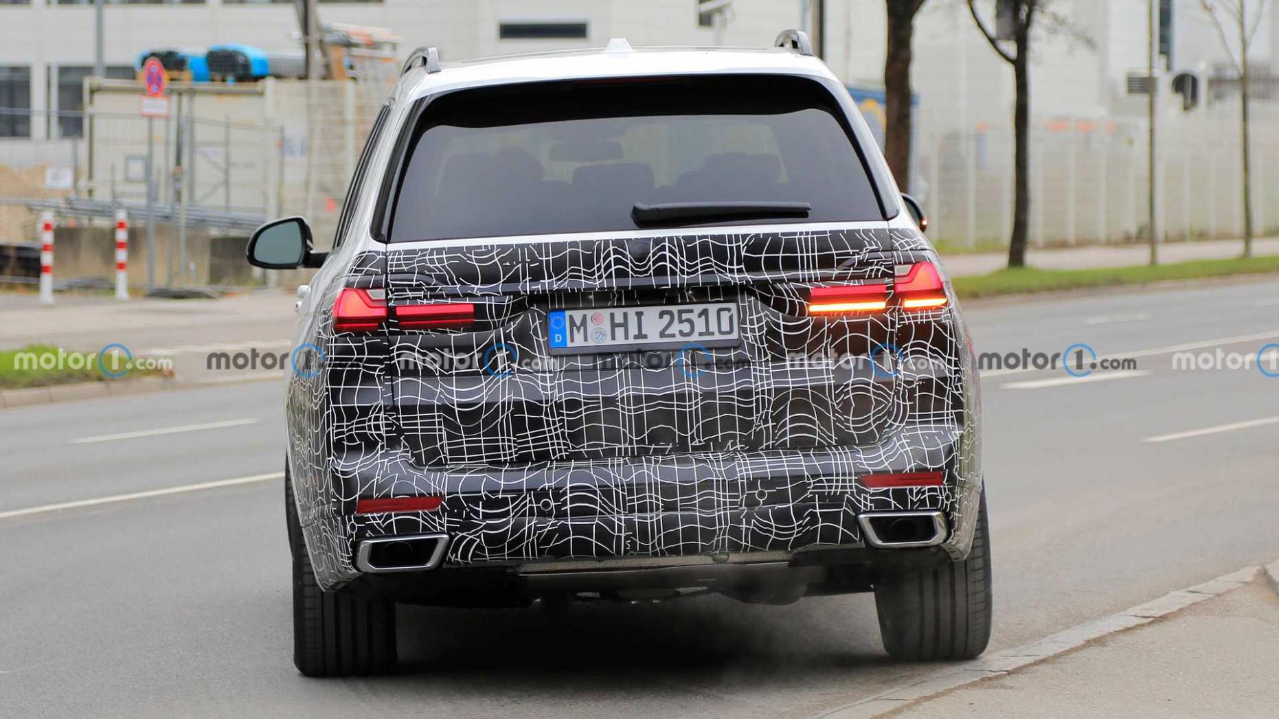 Performance 2022 BMW X7 Suv