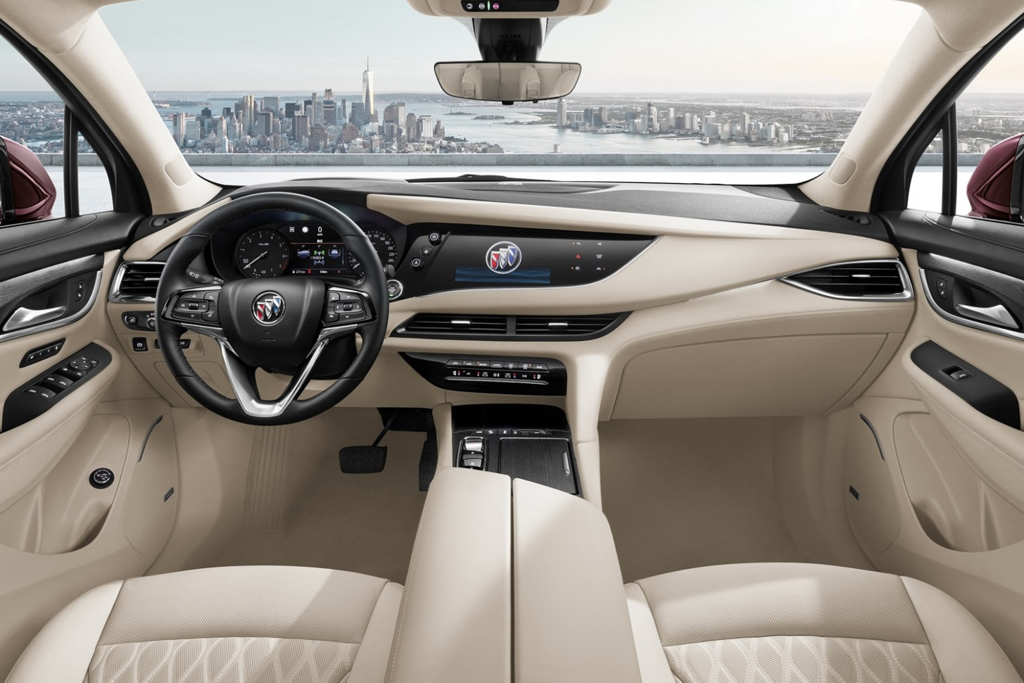 First Drive 2022 Buick Enclave Interior