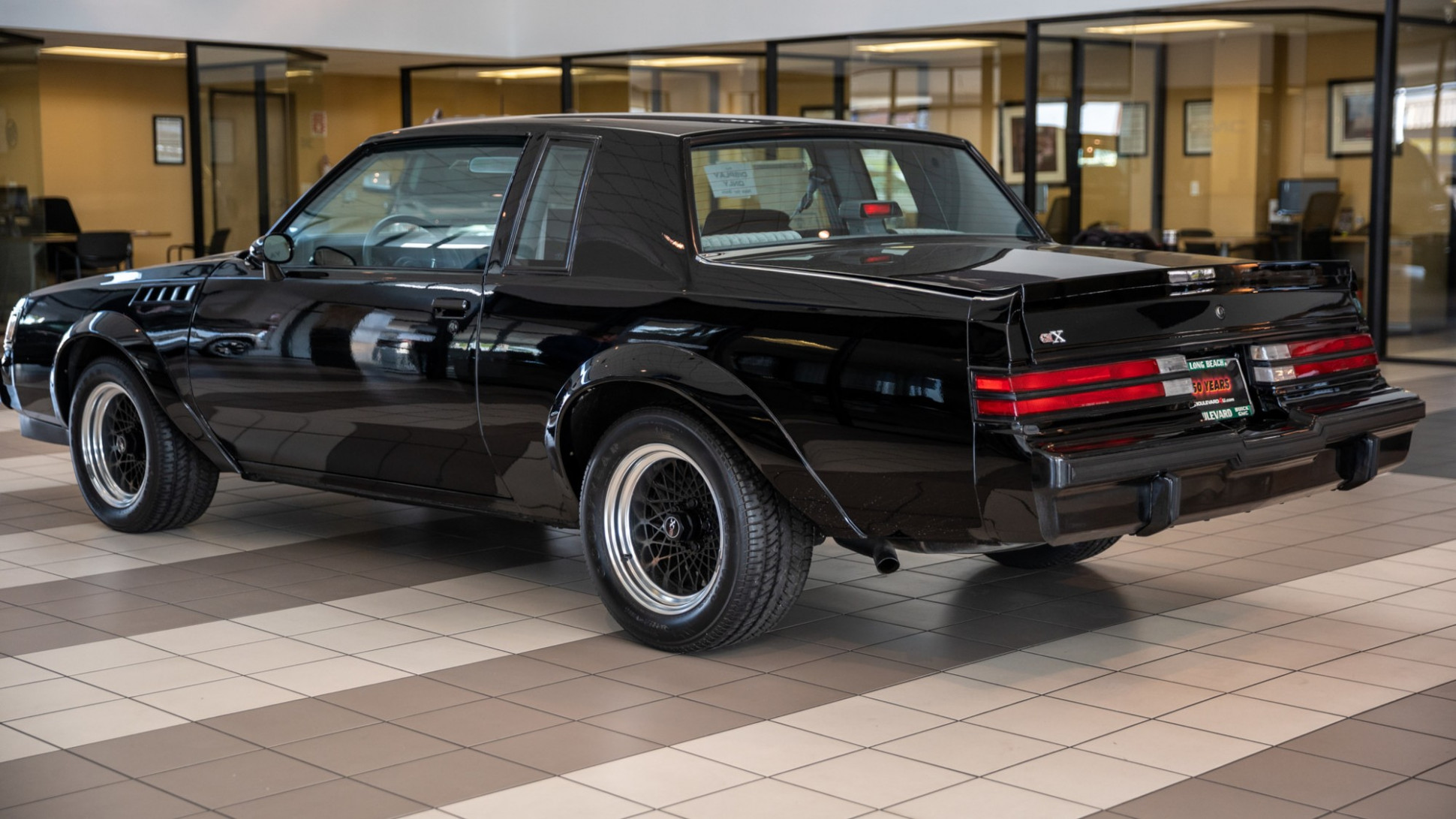 Picture 2022 Buick Grand National Gnx