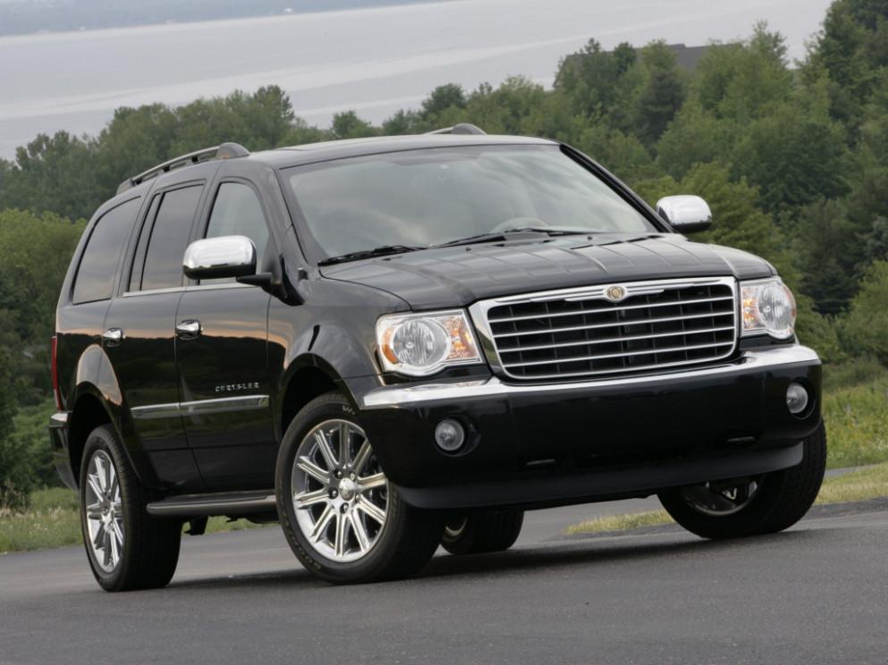 Performance 2022 Chrysler Aspen