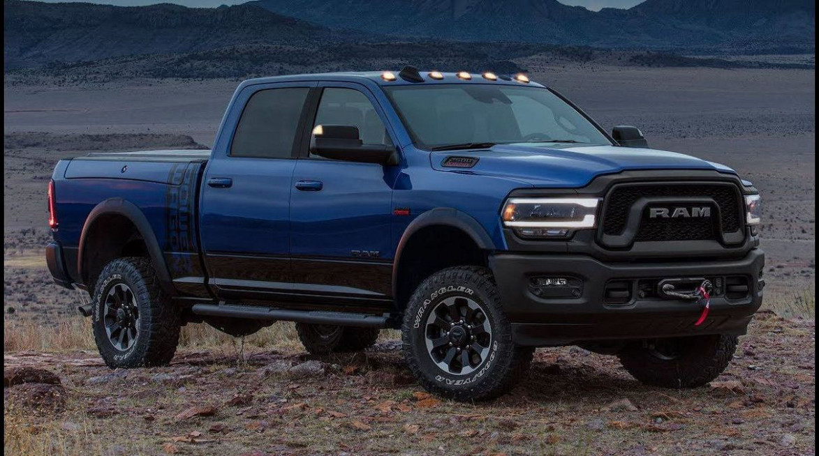 Review and Release date 2022 Dodge Ram 2500 Cummins