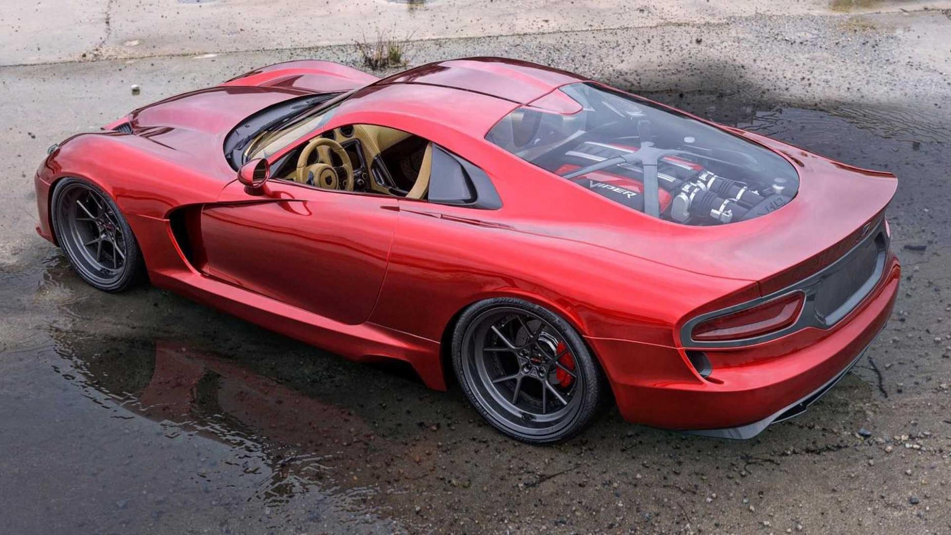 Configurations 2022 Dodge Viper ACR