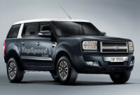 exterior 2022 ford excursion