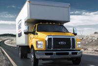 exterior 2022 ford f 650 f 750