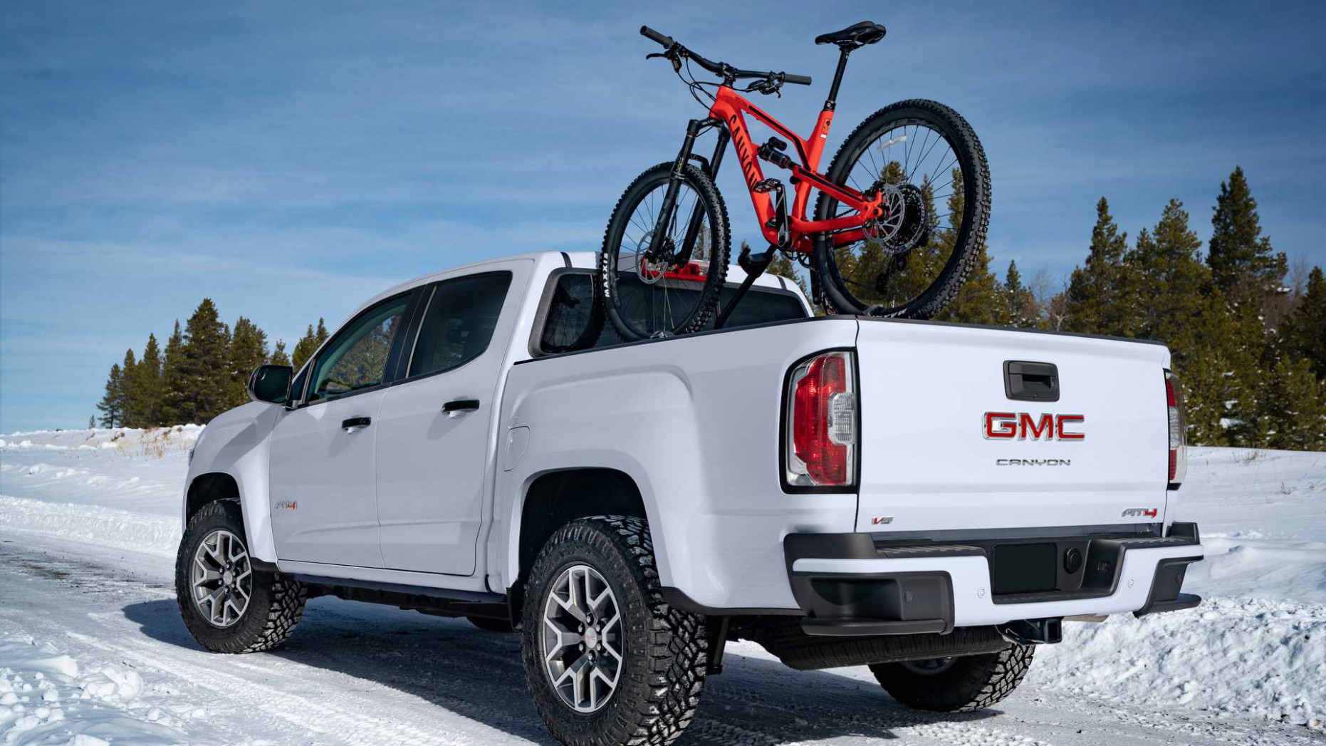 Specs and Review 2022 GMC Canyon Denali