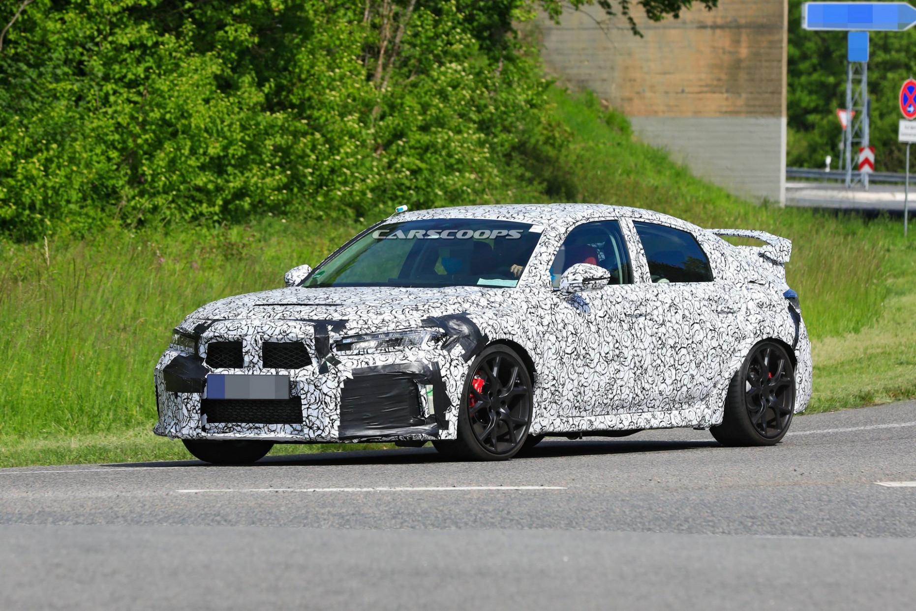 New Model and Performance 2022 Honda Civic Si