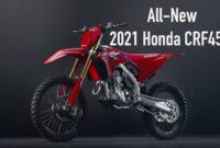 exterior 2022 honda dirt bikes