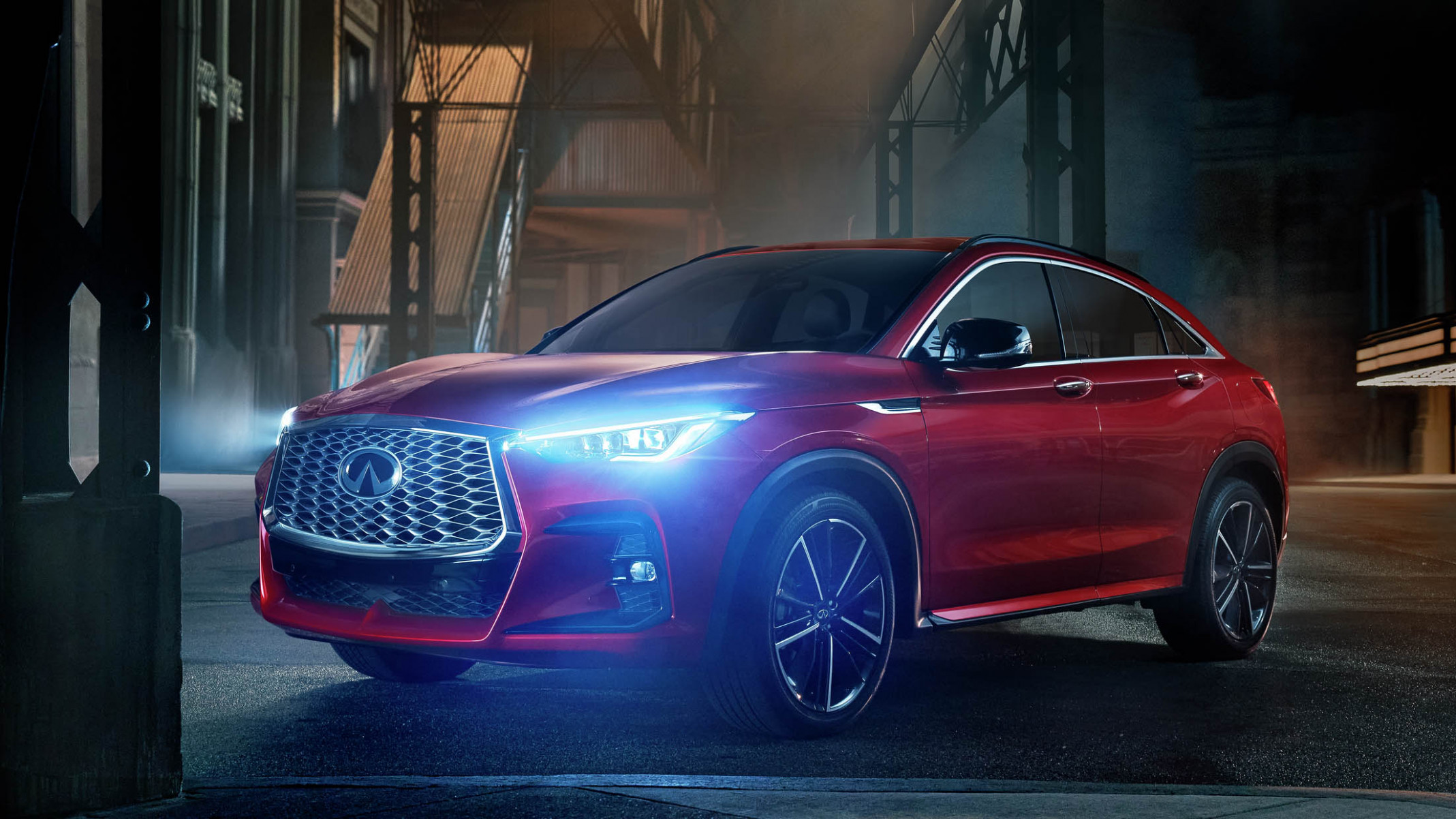 Concept and Review 2022 Infiniti Q60 Red Sport