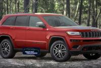 exterior 2022 jeep grand cherokee srt8