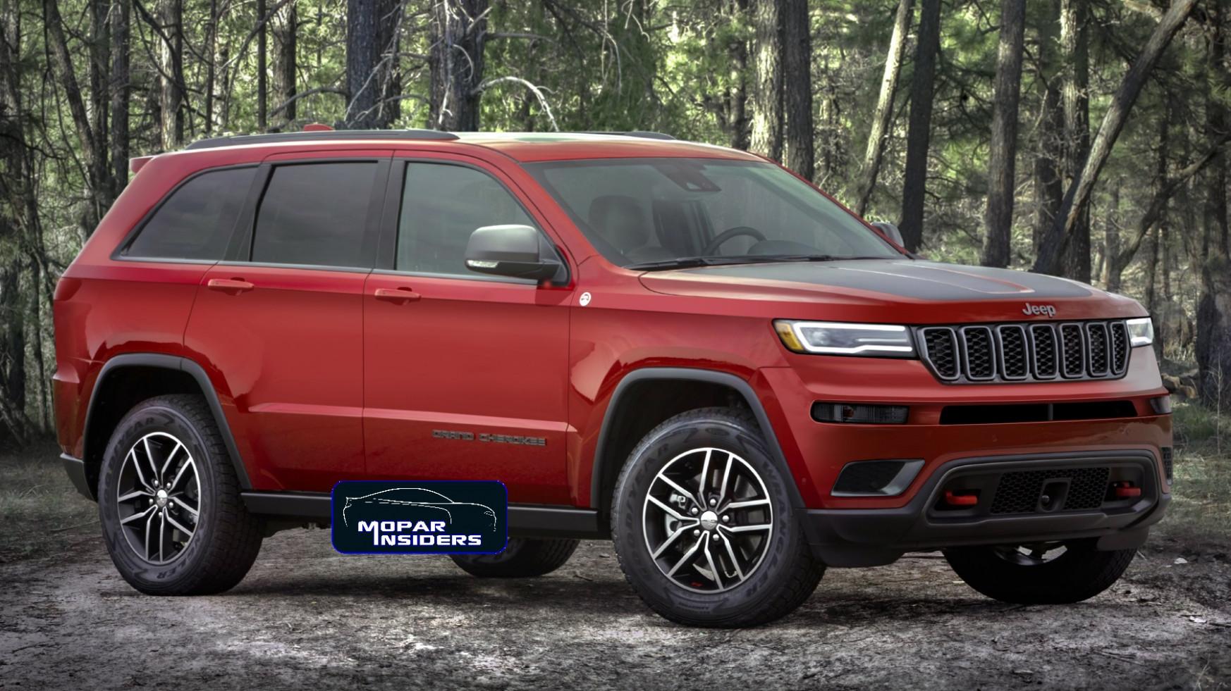 Release Date 2022 Jeep Grand Cherokee Srt8