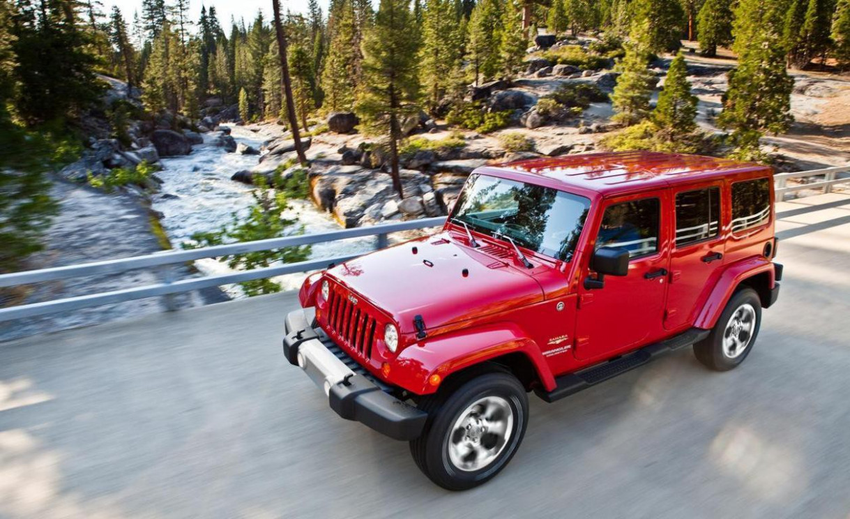 Picture 2022 Jeep Wrangler Diesel