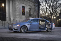 exterior 2022 lincoln continental