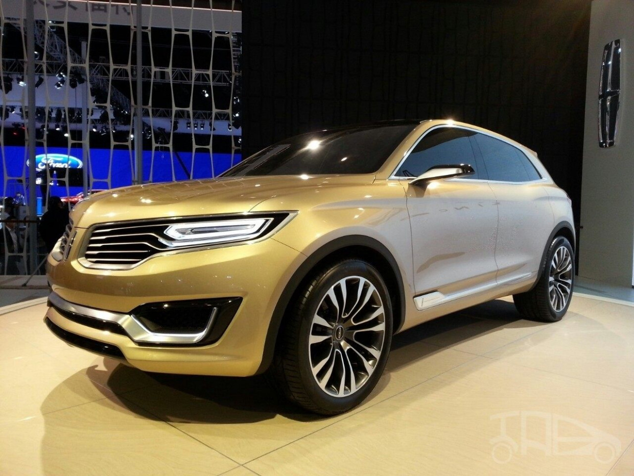 Redesign and Concept 2022 Lincoln Mkx At Beijing Motor Show