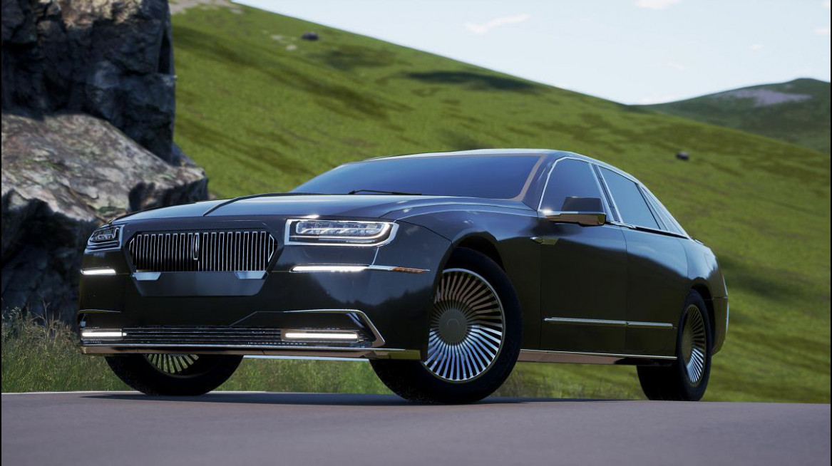 History 2022 Lincoln Town Car