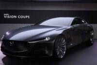 exterior 2022 mazda 6 coupe