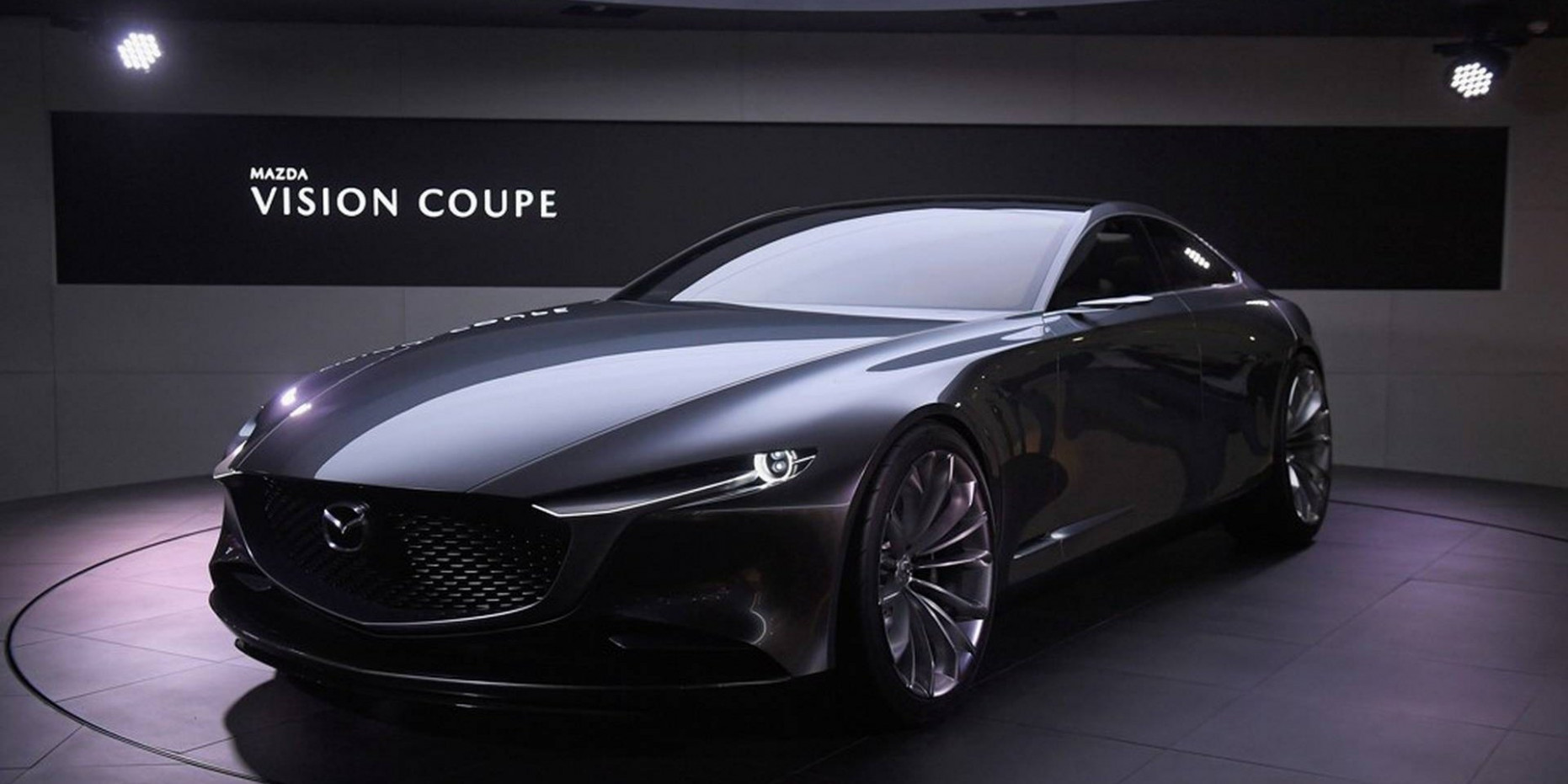 Overview 2022 Mazda 6 Coupe