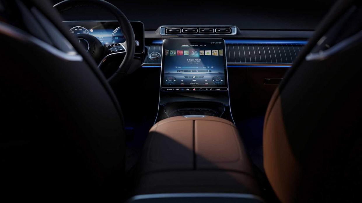 Research New 2022 Mercedes-Benz S-Class