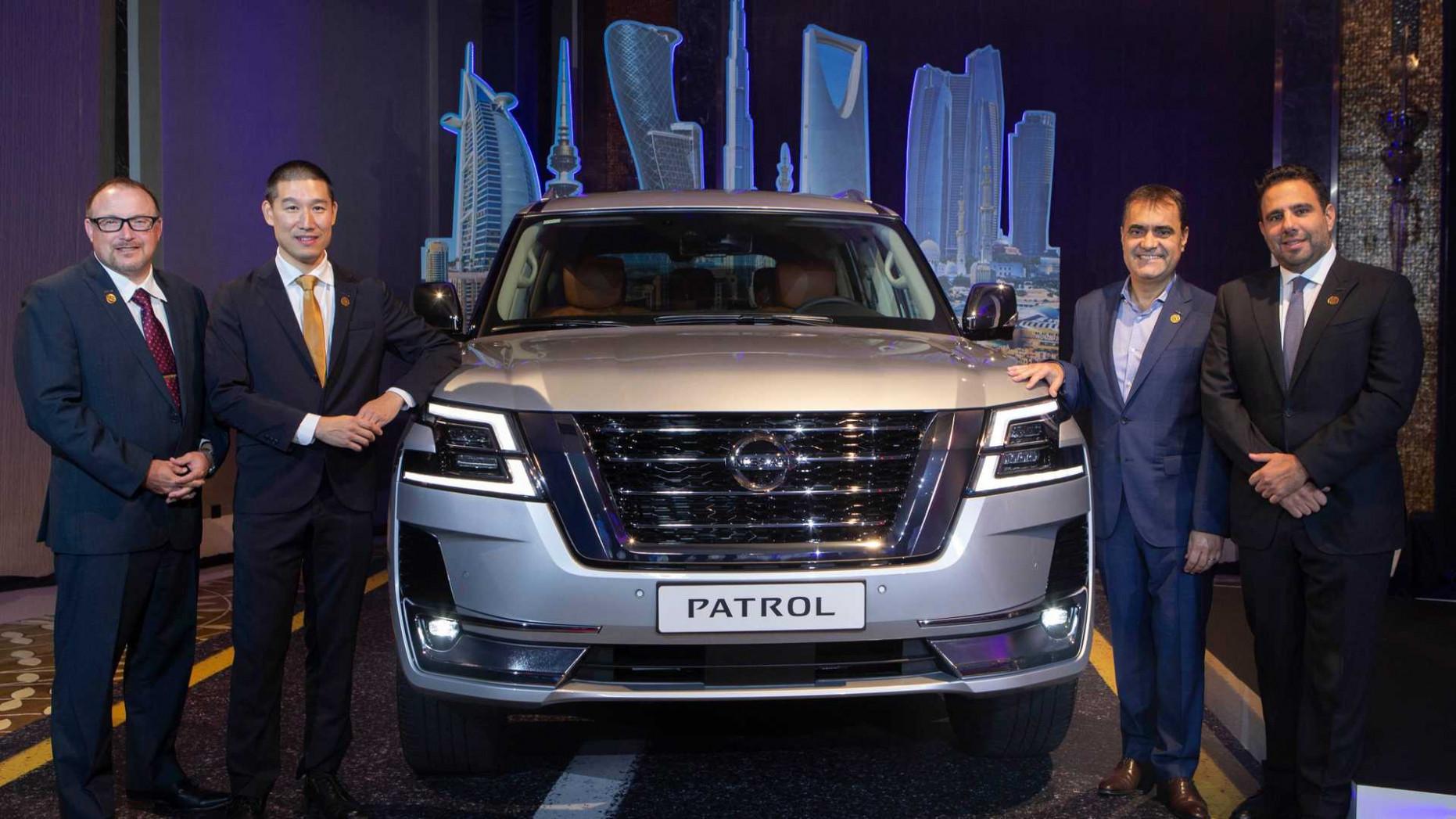 Style 2022 Nissan Patrol