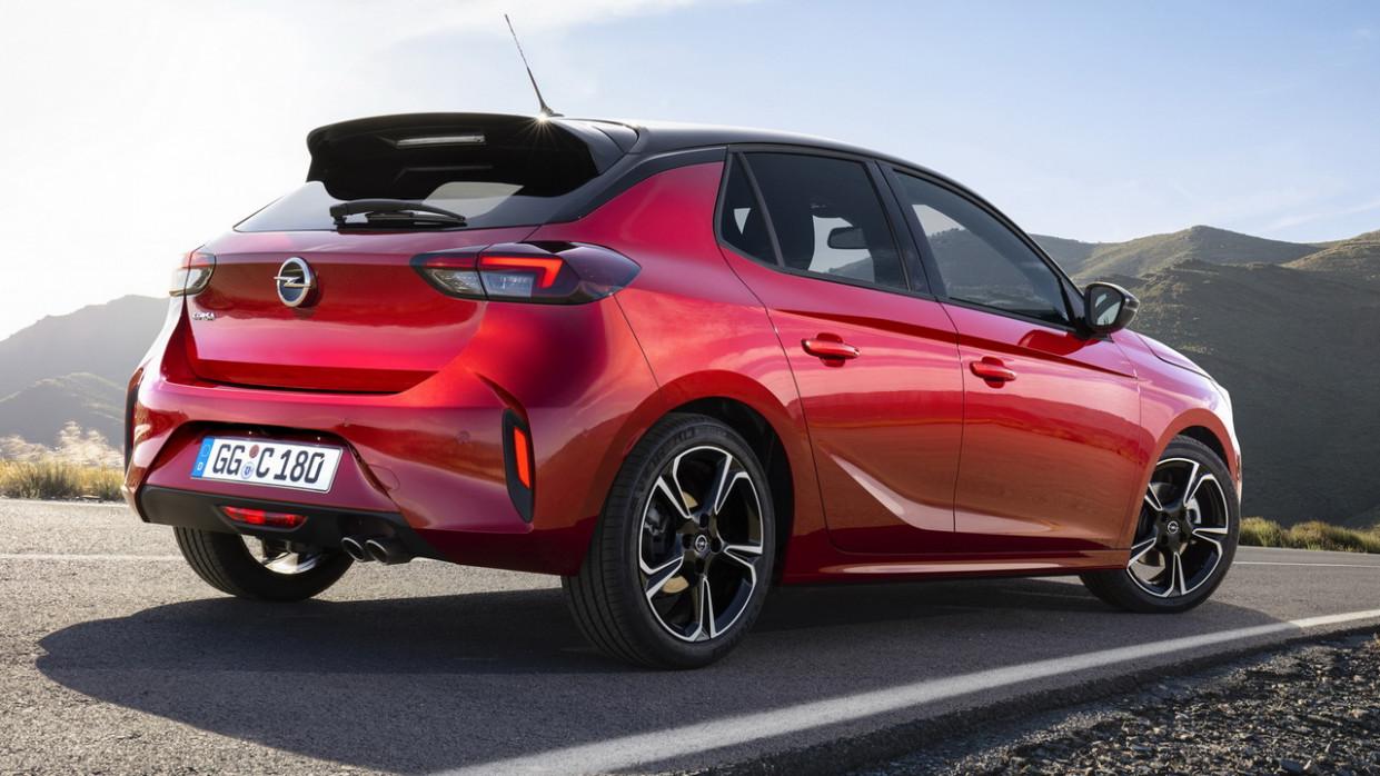 Redesign 2022 Opel Corsa