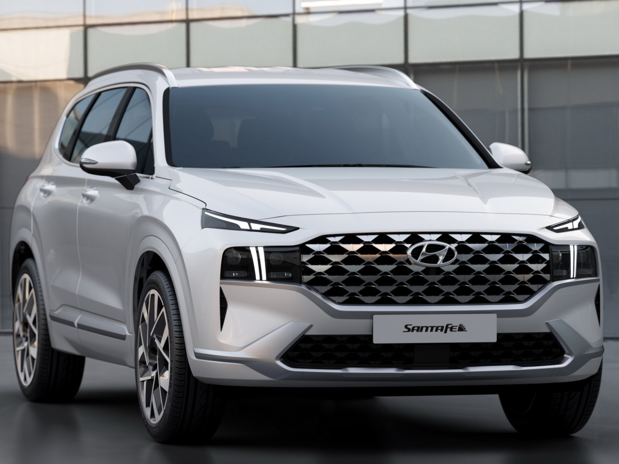 Concept and Review 2022 Santa Fe Sports