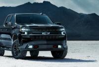 exterior 2022 silverado 1500 2500 hd