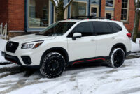 Specs and Review 2022 Subaru Forester Release Date