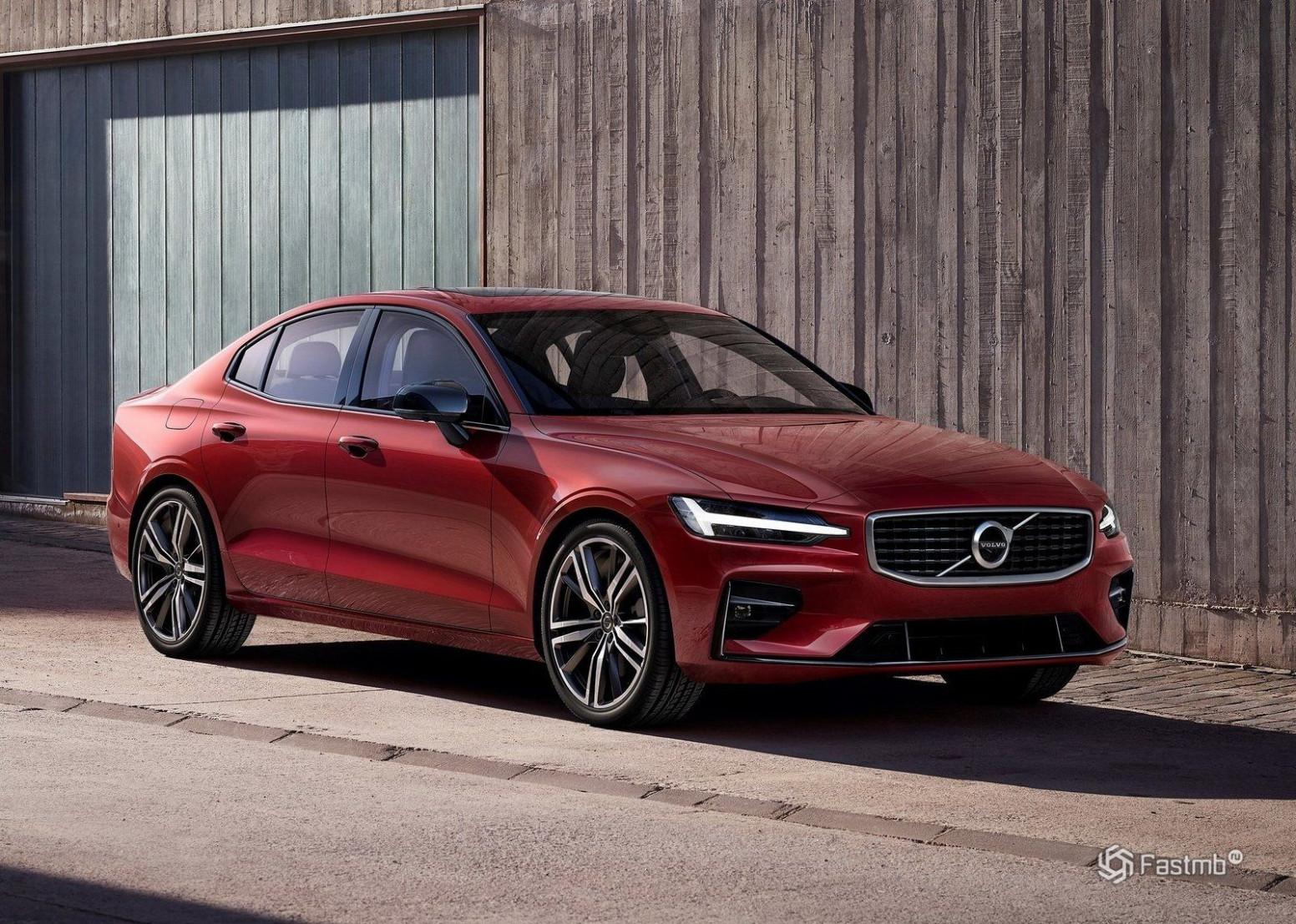 New Concept 2022 Volvo S60