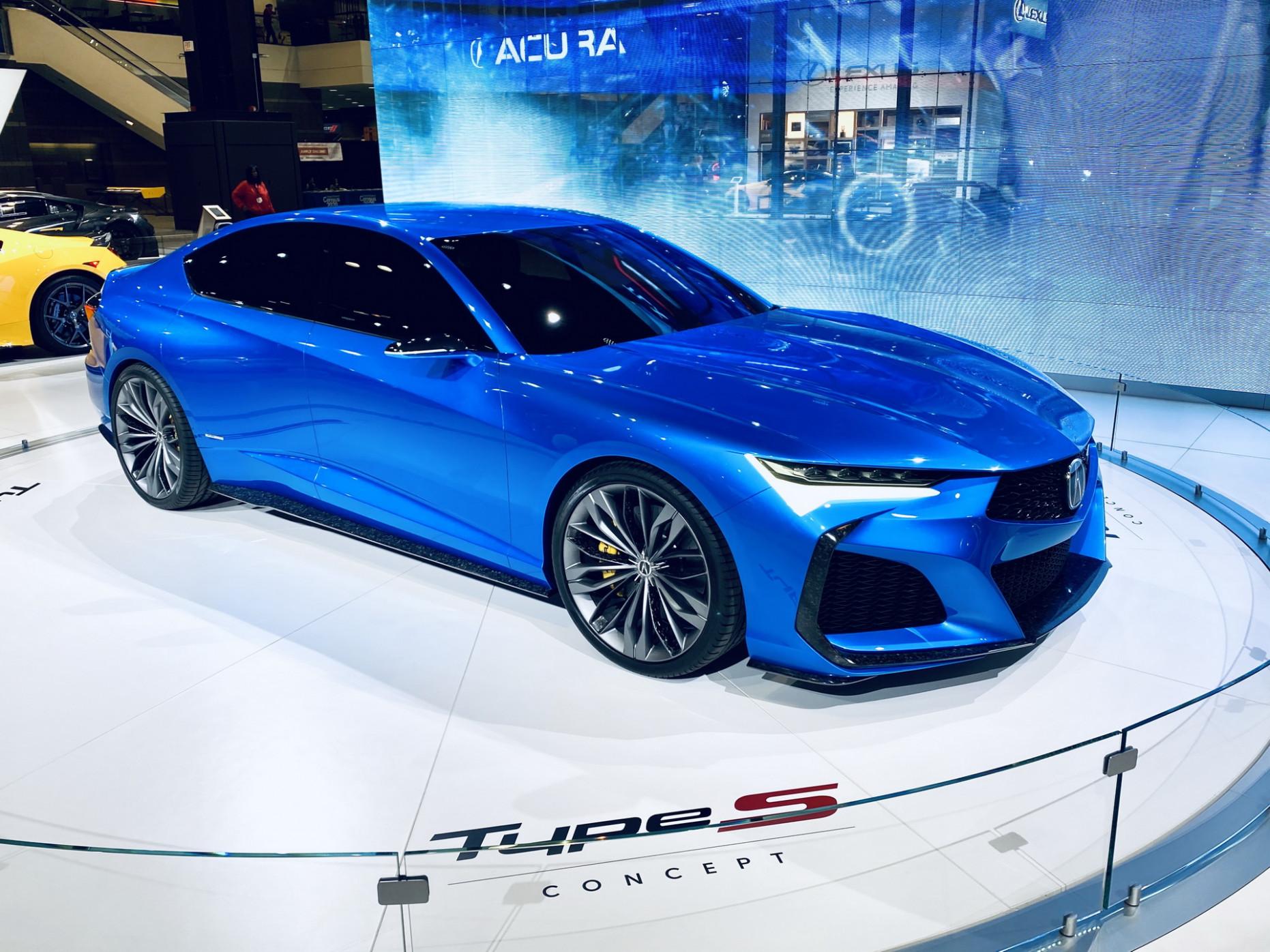 Engine Acura Tlx Type S 2022