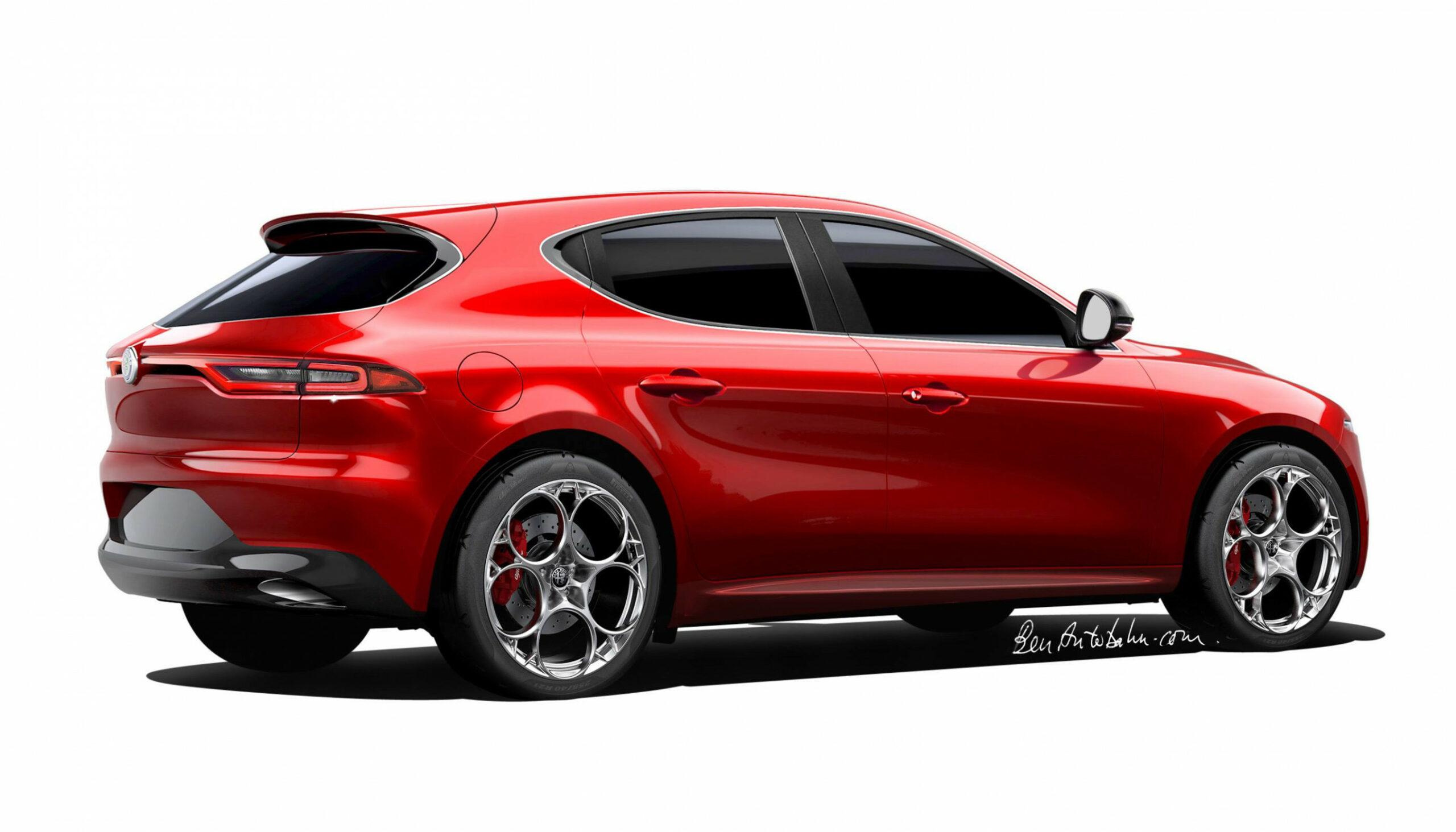 Release Date 2022 Alfa Romeo Giulietta