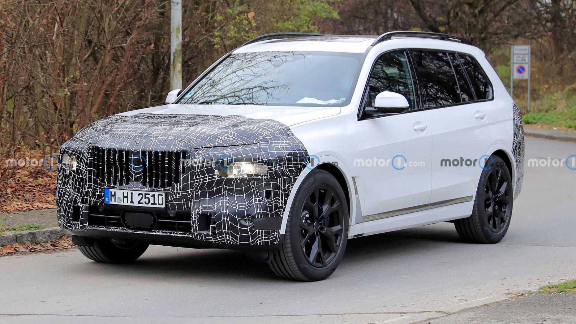Ratings 2022 BMW X7 Suv