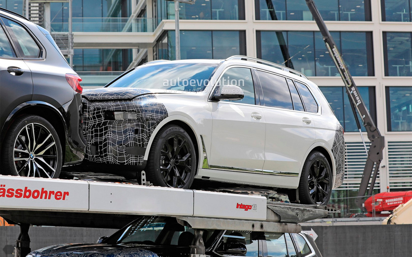 Release Date 2022 BMW X7 Suv