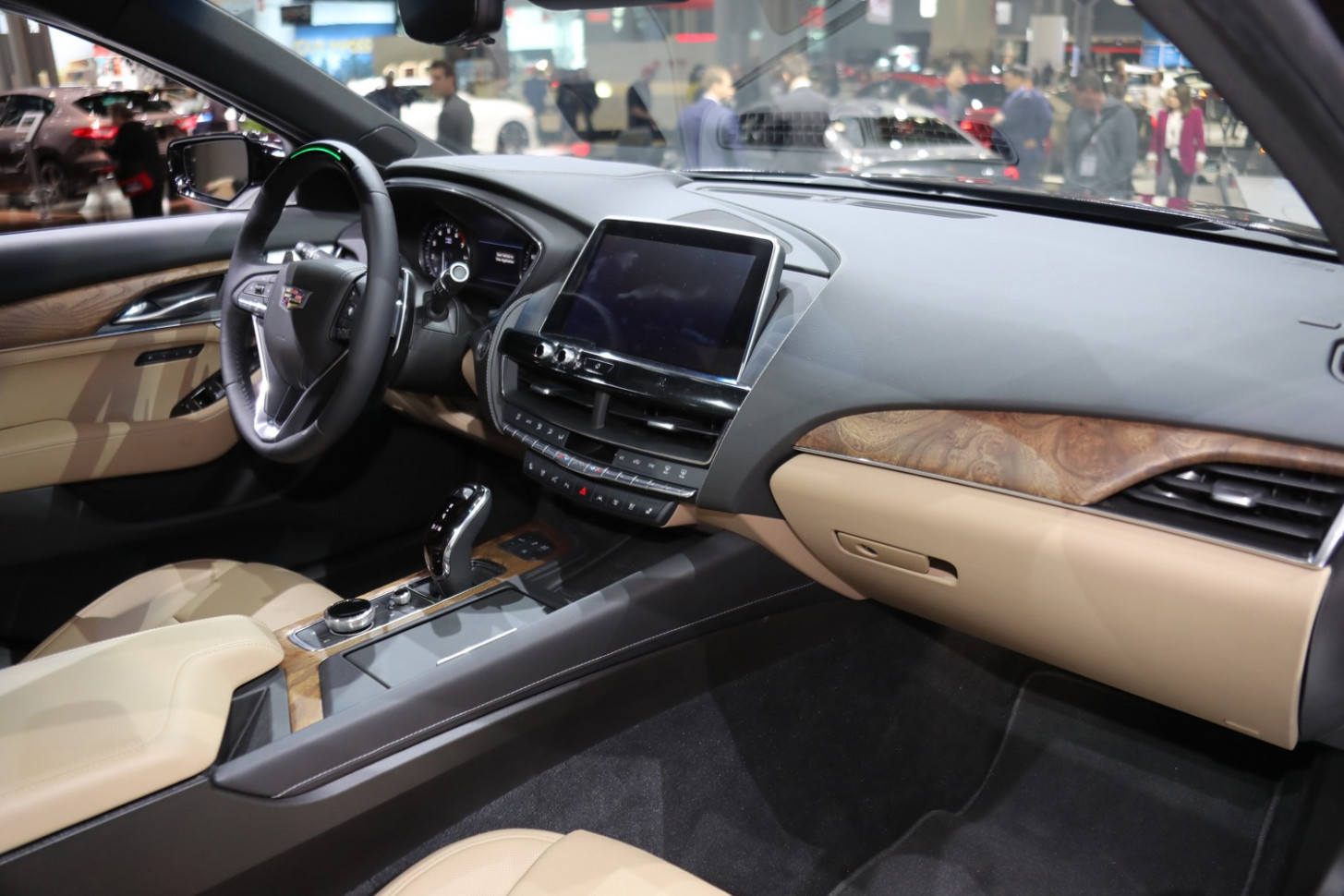 Images 2022 Cadillac Ct5 Interior
