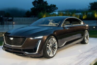exterior and interior 2022 cadillac dts