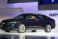 exterior and interior 2022 chevrolet impala ss