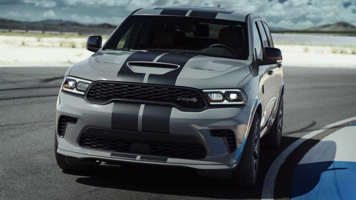 New Concept 2022 Dodge Durango Srt
