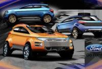 exterior and interior 2022 ford ecosport