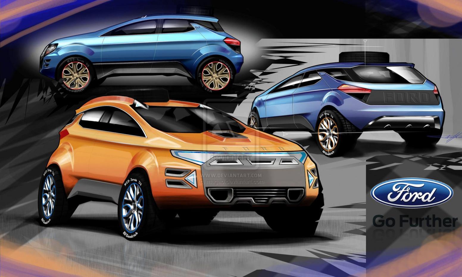 Specs 2022 Ford Ecosport