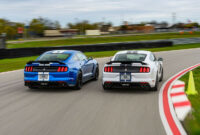exterior and interior 2022 ford gt350