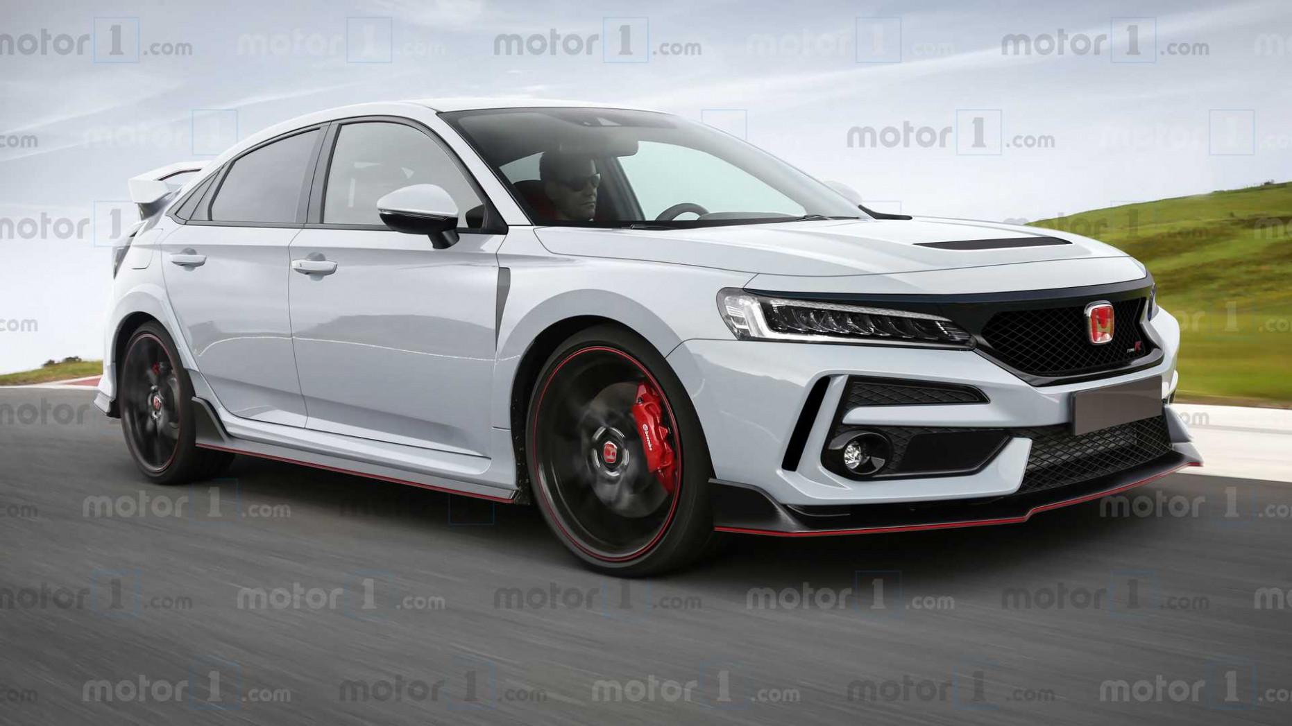 Speed Test 2022 Honda Civic Type R