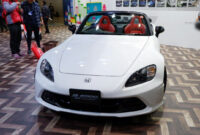 Exterior And Interior 2022 Honda S2000