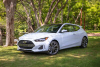 exterior and interior 2022 hyundai veloster