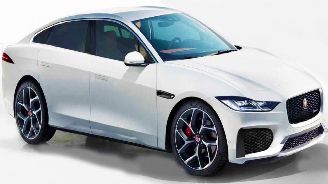 Pictures 2022 Jaguar XE