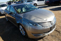 exterior and interior 2022 lincoln mkz hybrid