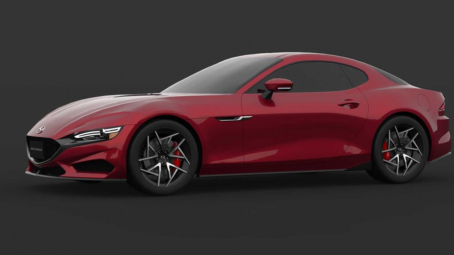 New Concept 2022 Mazda RX7s