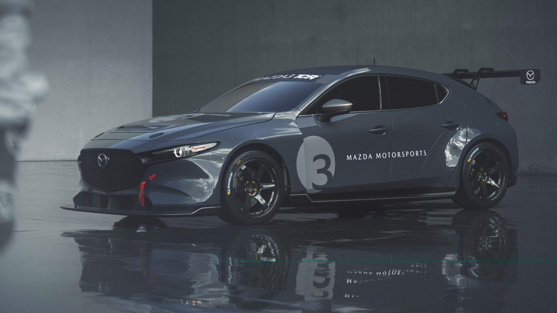 Model 2022 Mazdaspeed 3