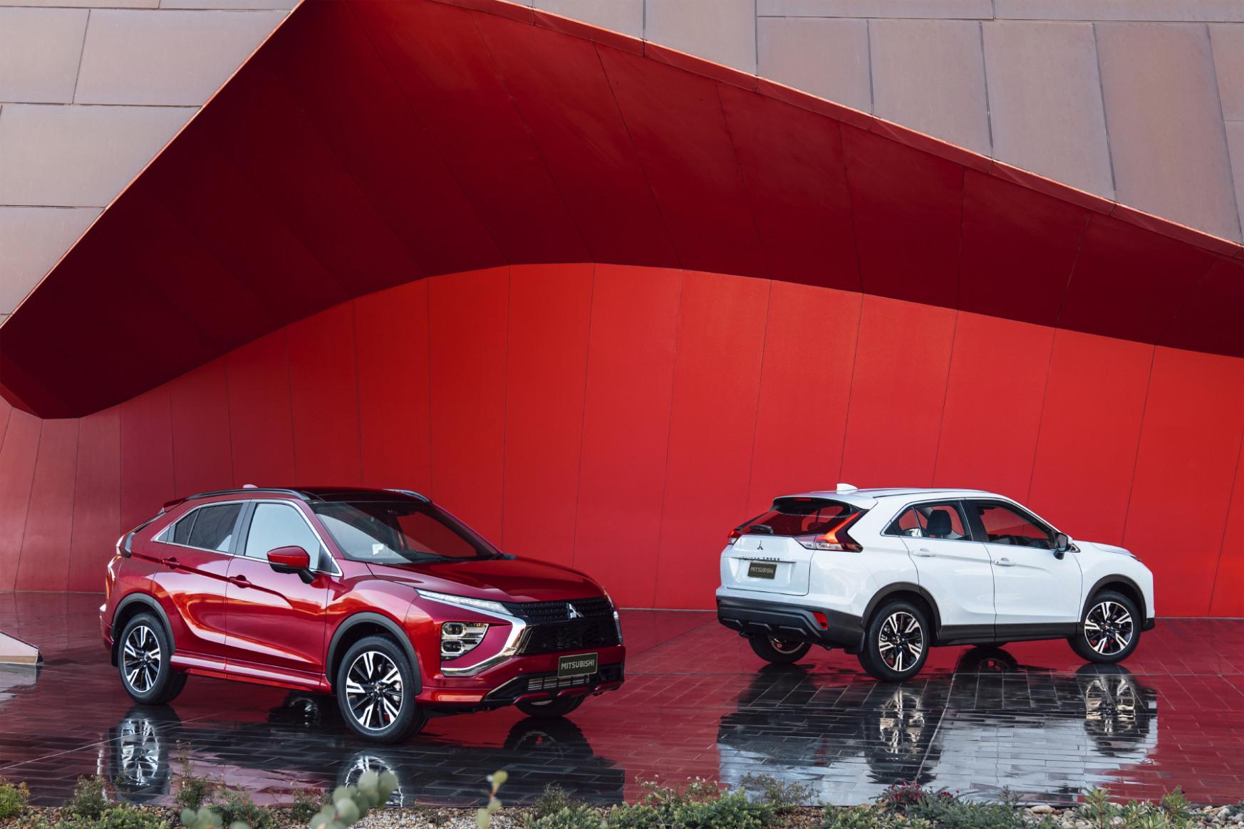Ratings 2022 Mitsubishi Lineup